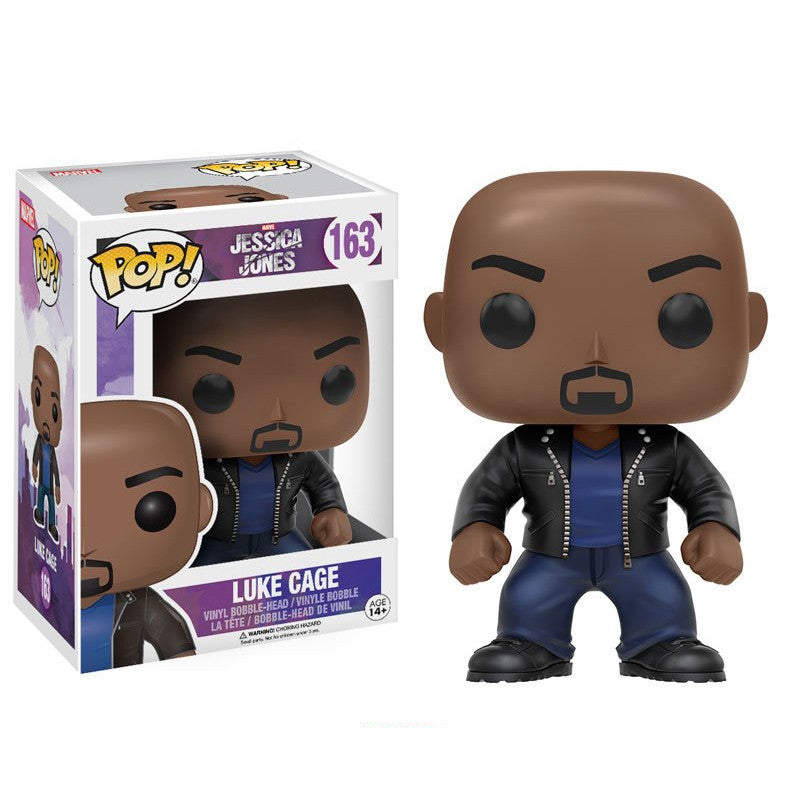 Jessica Jones – Funko Pop -  Luke Cage
