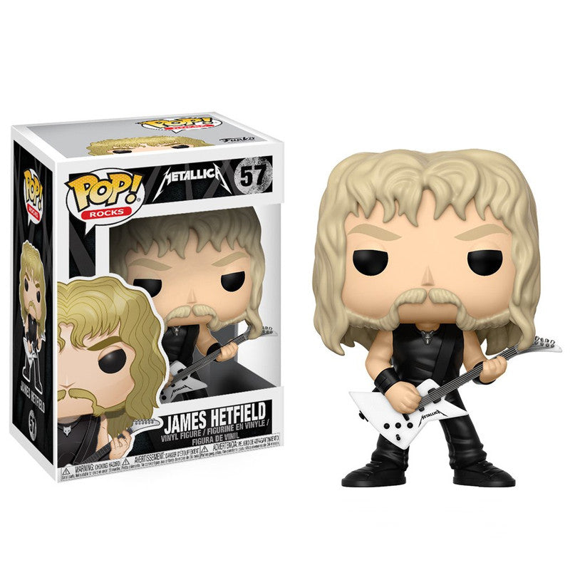 Metallica -  Funko Pop - James