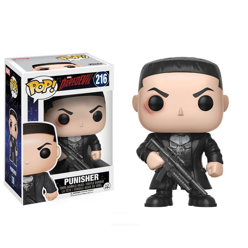 Daredevil - Funko Pop - Punisher
