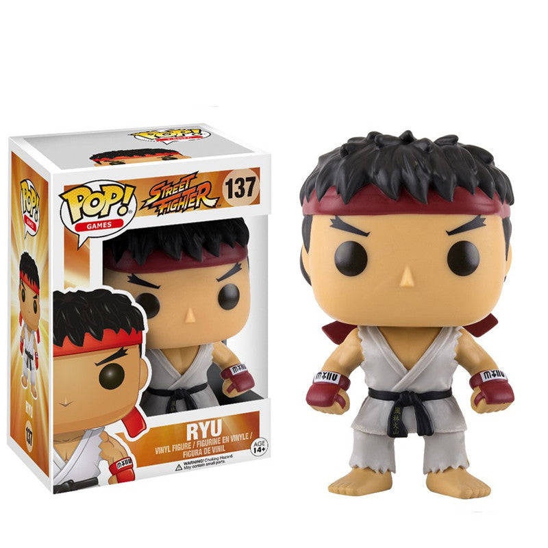 Street Fighter -  Funko Pop - Ryu