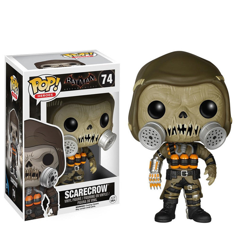 Arkham Knight - Funko POP - Scarecrow