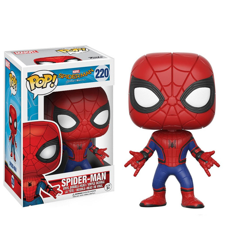 Spider-Man Homecoming - Funko Pop - Spiderman