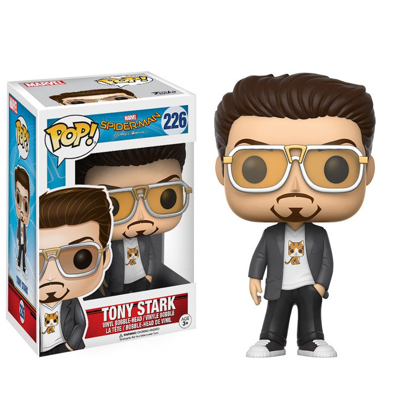 Spider-Man Homecoming - Funko Pop - Tony Stark
