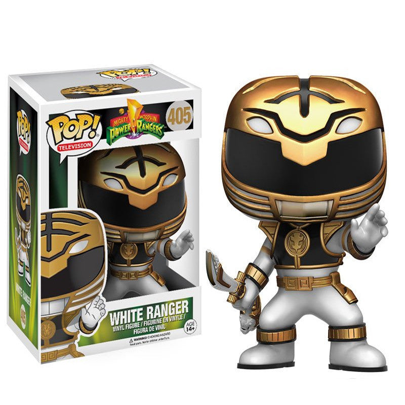 Power Rangers - Funko POP - White Ranger