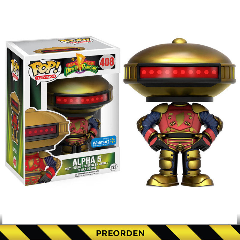 Power Rangers - Funko POP - Alpha 5 - Preorden