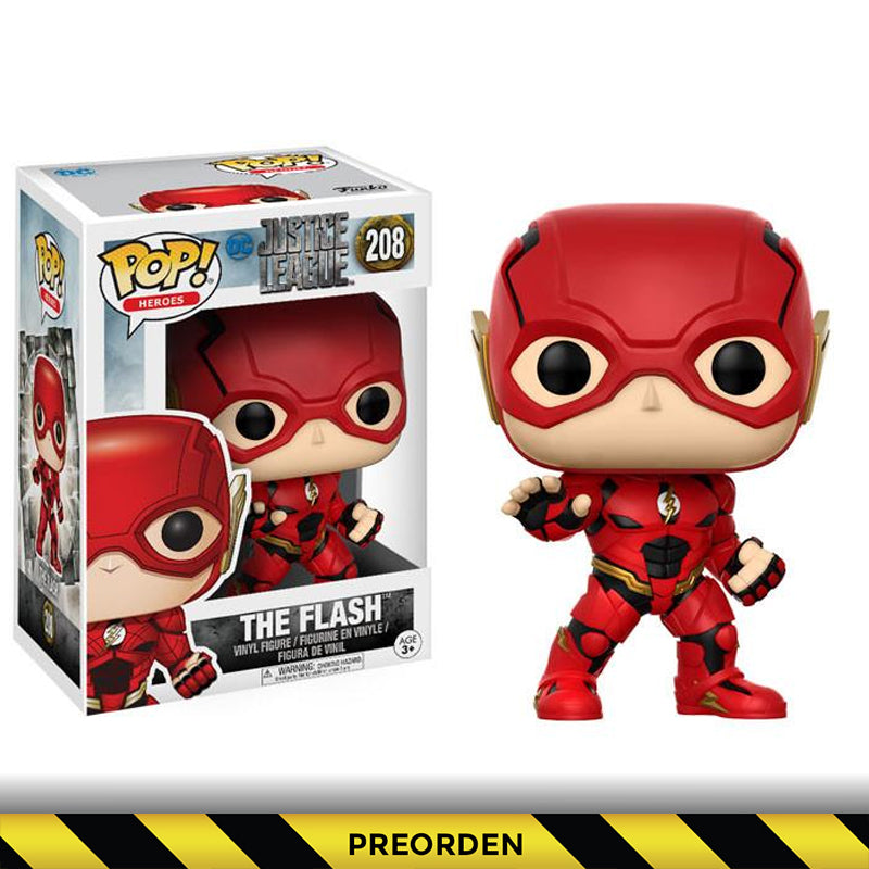 Justice League -  Funko Pop - Flash – Preorden