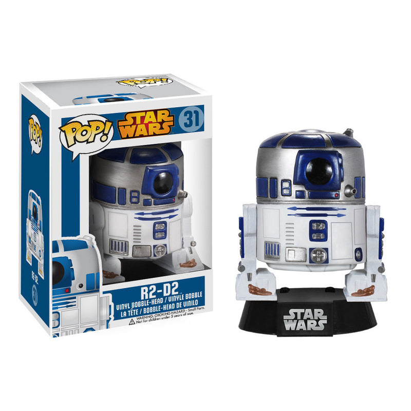 Star Wars - Funko POP - R2-D2