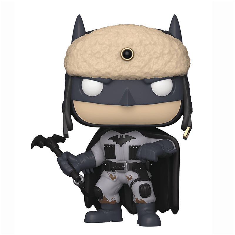 Batman - Funko Pop - Red Son Batman