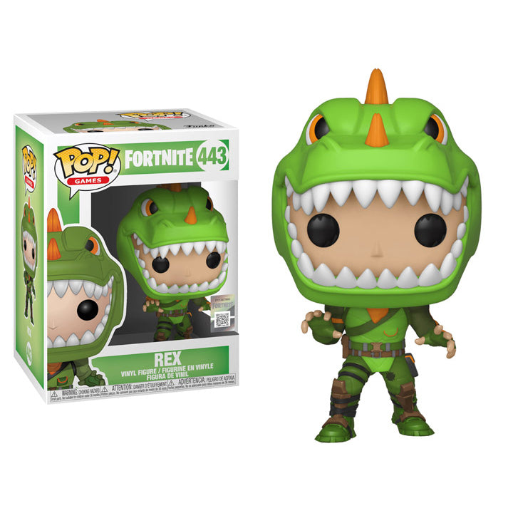 Fortnite - Funko Pop - Rex