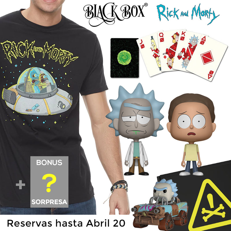 Rick and Morty - Black Box