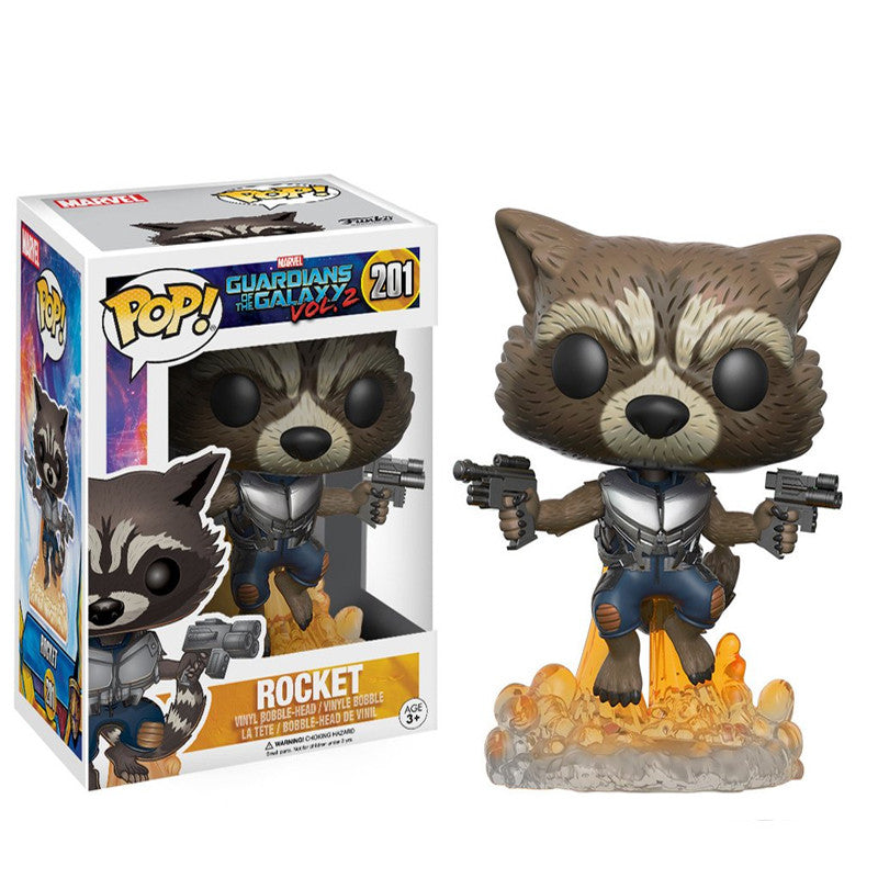Guardianes de la Galaxia II -  Funko Pop - Rocket
