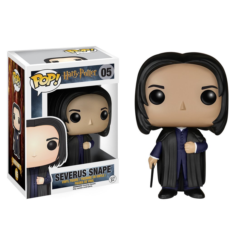 Harry Potter - Funko POP - Severus Snape