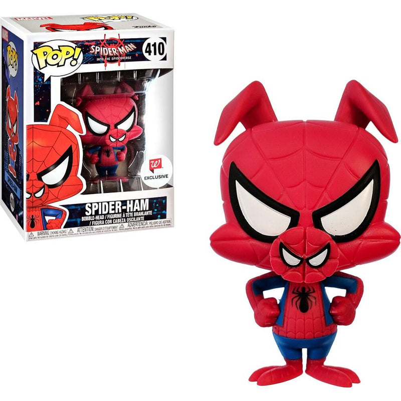 Spider-man Animated - Funko Pop - Spider-Ham - Edición Limitada