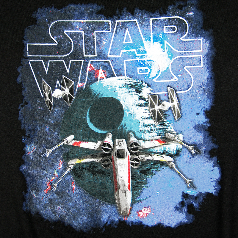 Star Wars - Camiseta - X-Wing Fighter - Niño