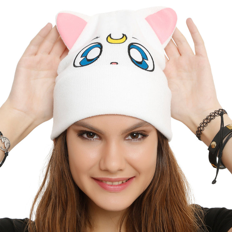 Sailor moon – Gorro – Beanie Artemis