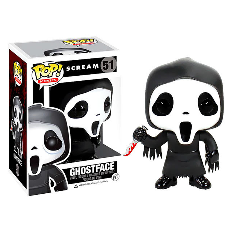 Scream - Funko POP - Ghostface