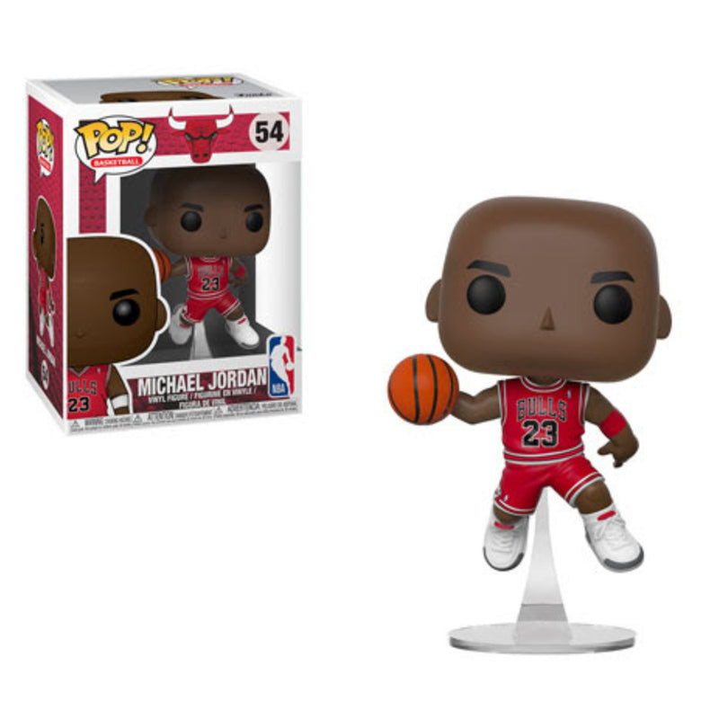 NBA: Bulls - Funko Pop - Michael Jordan