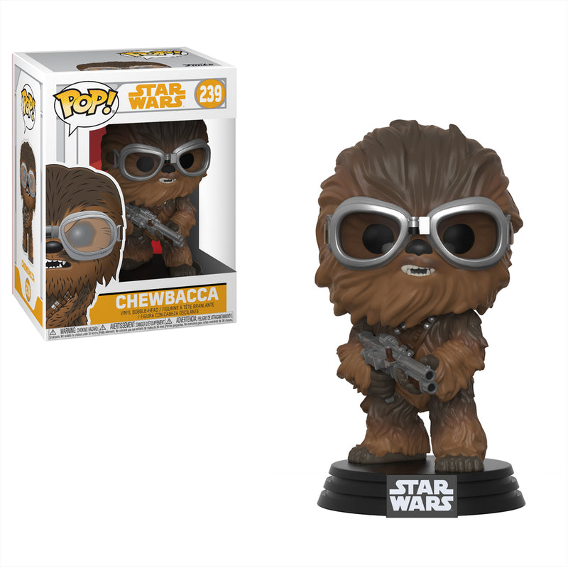 Solo: A Star Wars Story  - Funko Pop - Chewbacca