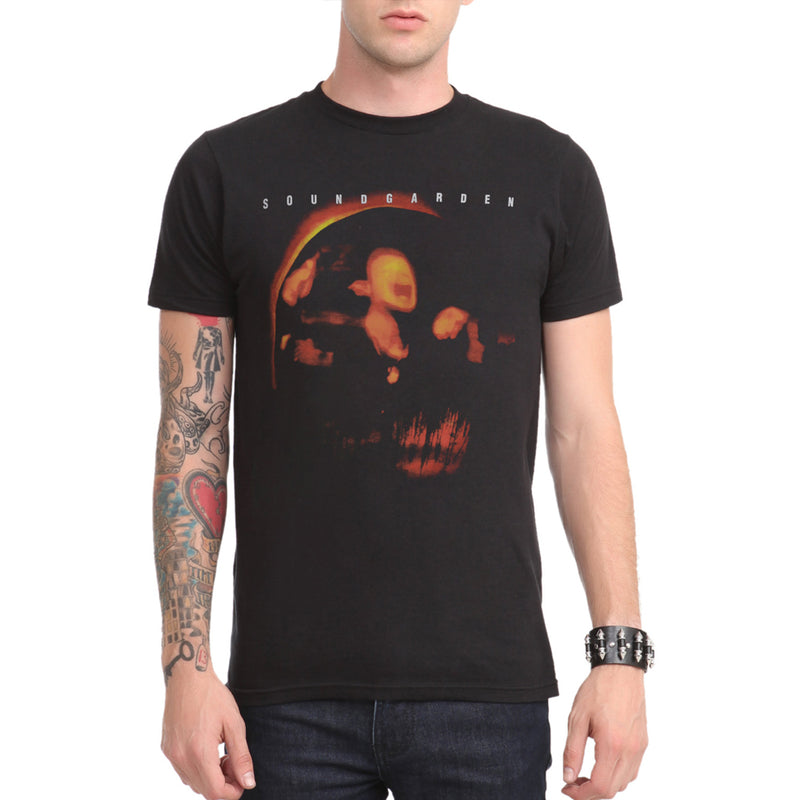 Soundgarden - Camiseta Superunkown - Hombre