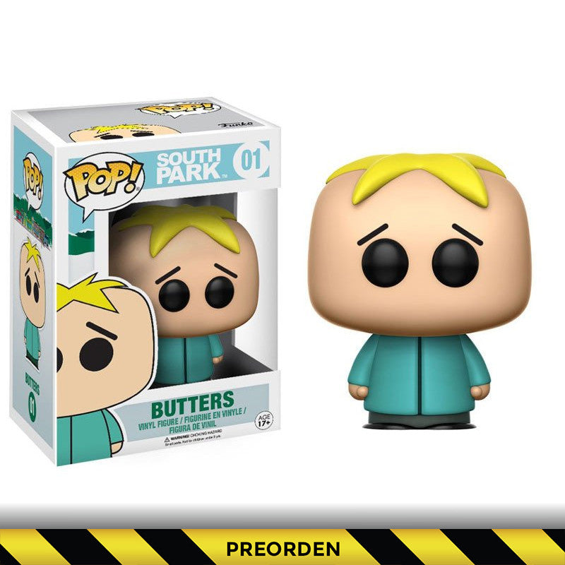 South Park - Funko POP - Butters - Preorden