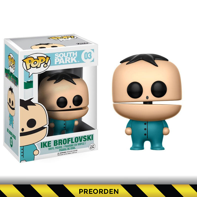 South Park - Funko POP - Ike Broflovski - Preorden