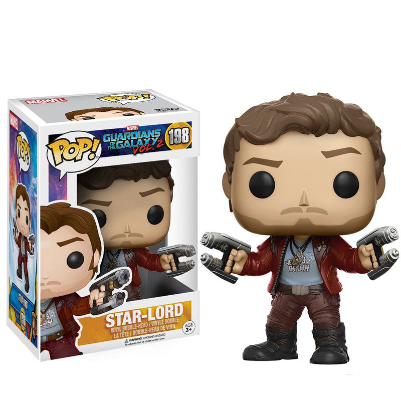 Guardianes de la Galaxia II -  Funko Pop - Star Lord
