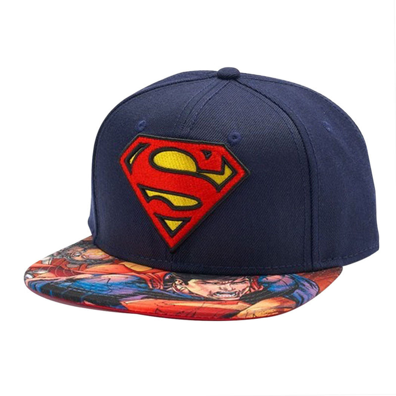 Superman - Gorra Logo