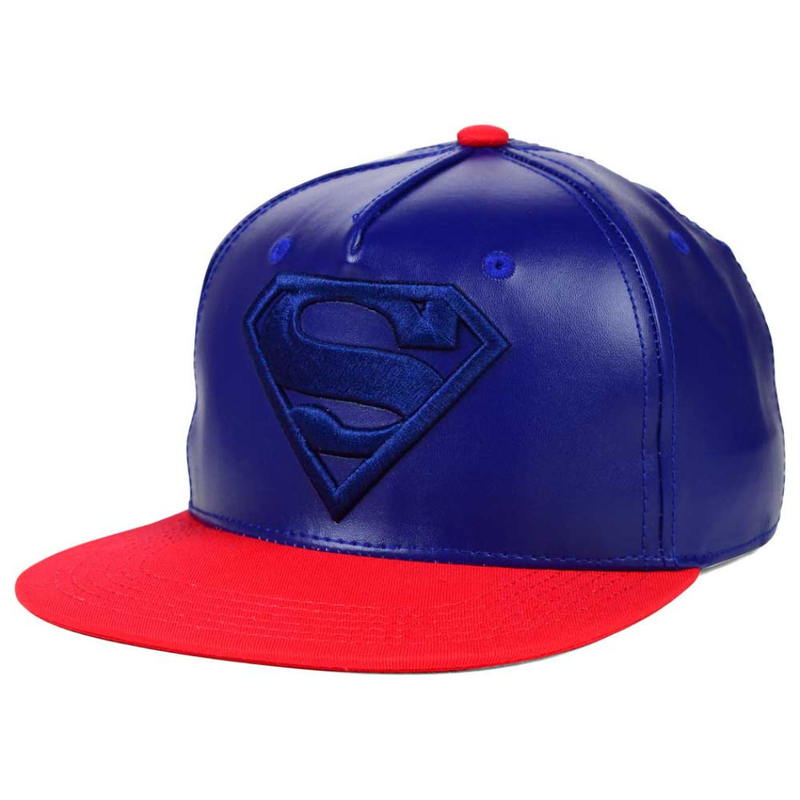 "Superman - Gorra Logo ""Blue in Blue"""