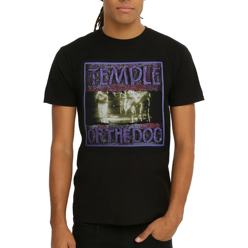 Temple of the Dog - Camiseta Album Cover - Hombre
