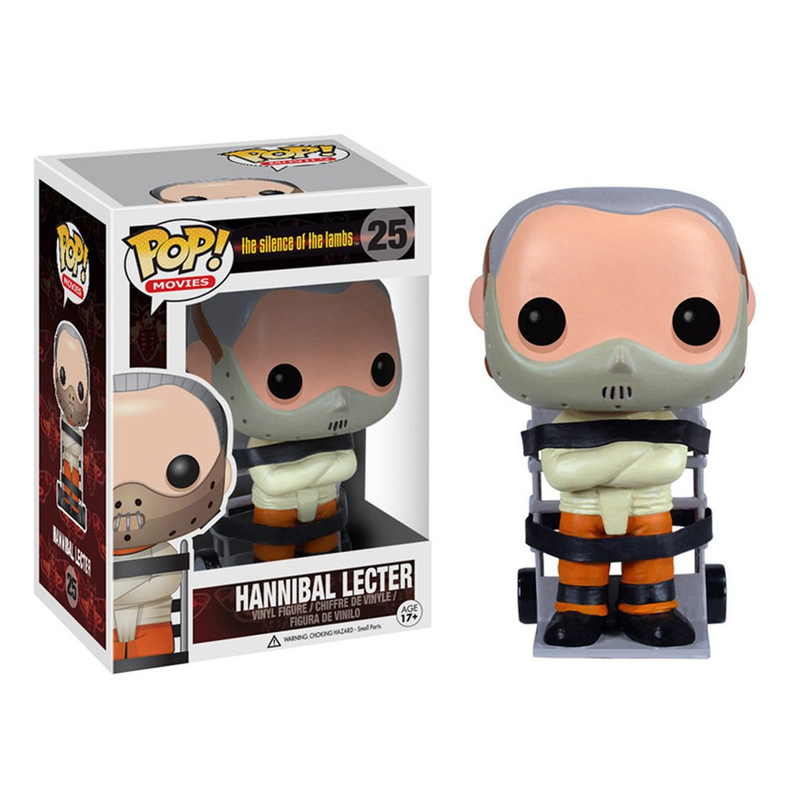 The Silence of the Lambs - Funko POP - Hannibal Lecter
