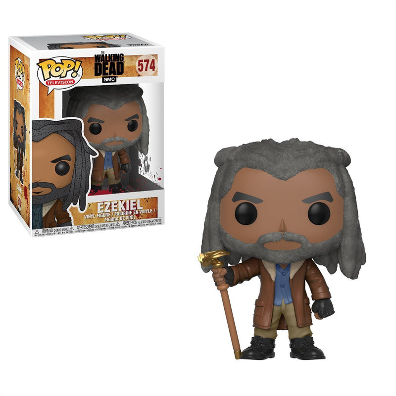 The Walking Dead - Funko POP - Ezekiel