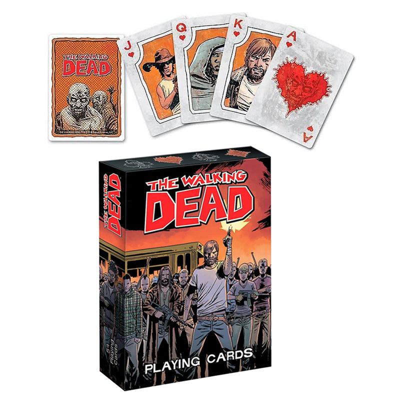 The Walking Dead -  Cartas