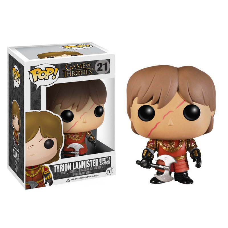 Game of Thrones - Funko POP - Tyrion-Lannister