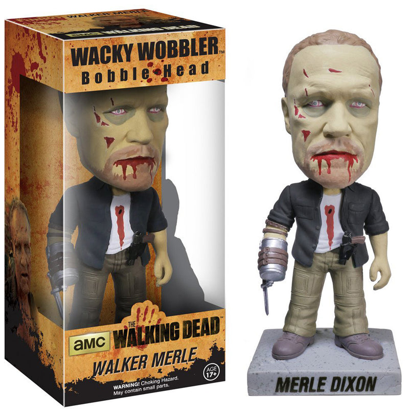 The Walking Dead - Funko Wacky Wobbler - Walker Merle - Preorden