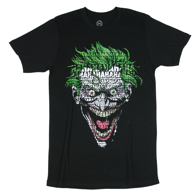 The Joker - Camiseta - Ha Ha Ha  - Hombre