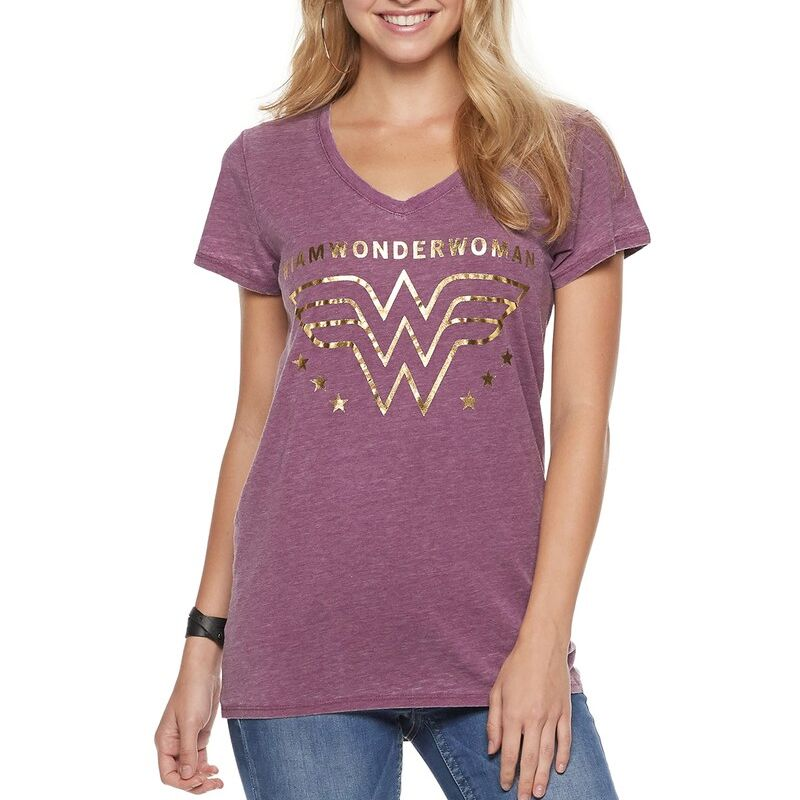 Wonder Woman - Camiseta - I'm Wonder Woman - Mujer