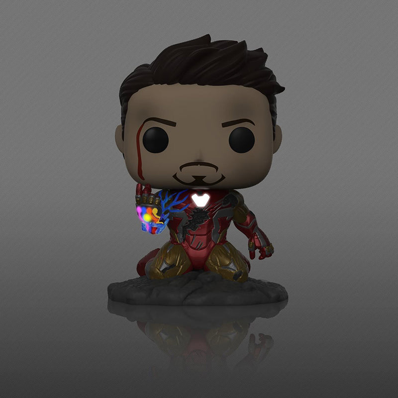 Avengers Endgame - Funko POP - Tony Stark (I am Iron Man)