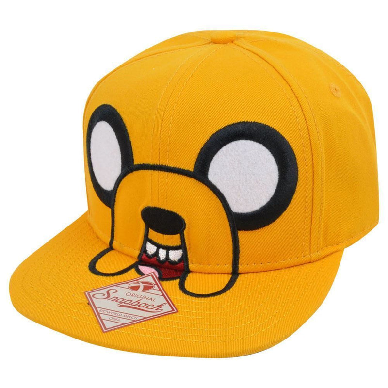 Adventure Time - Gorra - Jake the dog