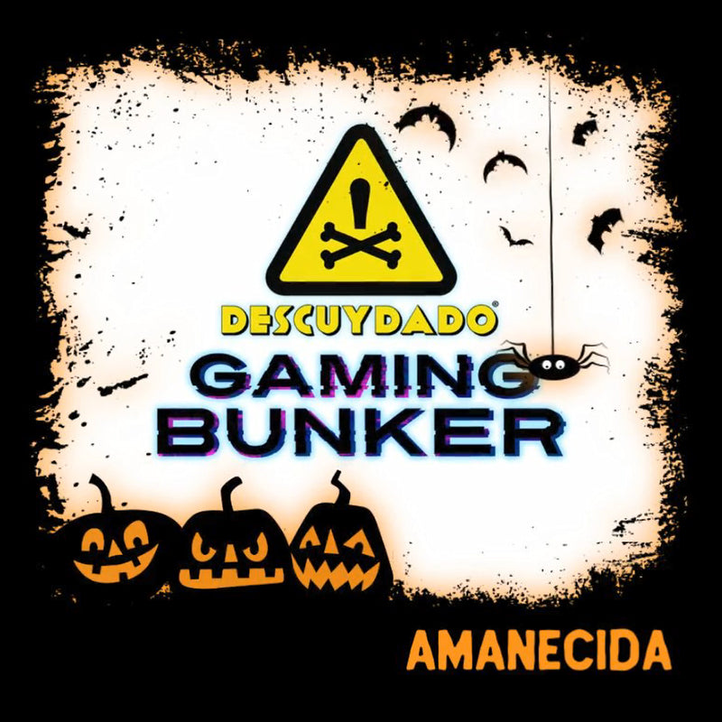 Ticket de Registración - Amanecida Halloween - Descuydado Gaming Bunker