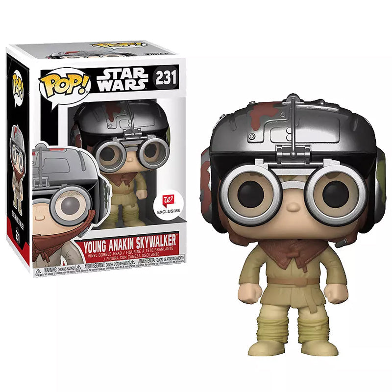 Star Wars - Funko Pop - Young Anakin Skywalker - Edición limitada
