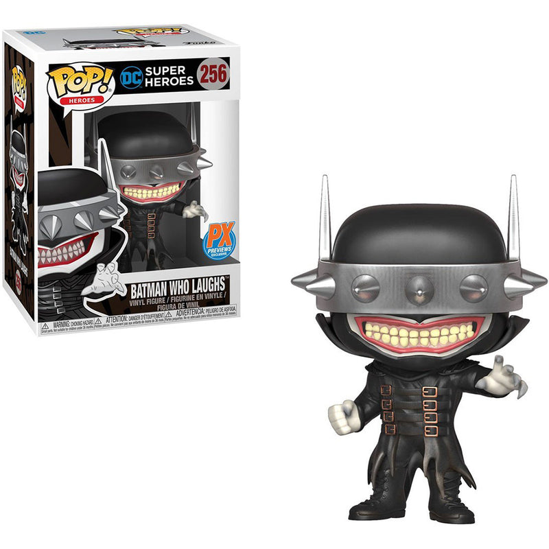 DC Super Heroes - Funko POP - Batman Who Laughs - Edición Limitada