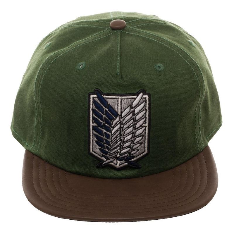 Attack on Titan - Gorra - Logo
