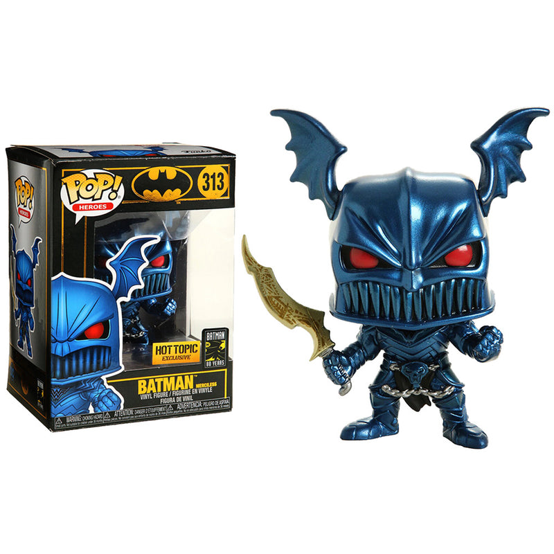 DC Comics - Funko Pop - Batman Merciless - Edición Limitada