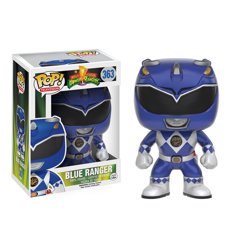 Power Rangers - Funko POP - Blue Ranger