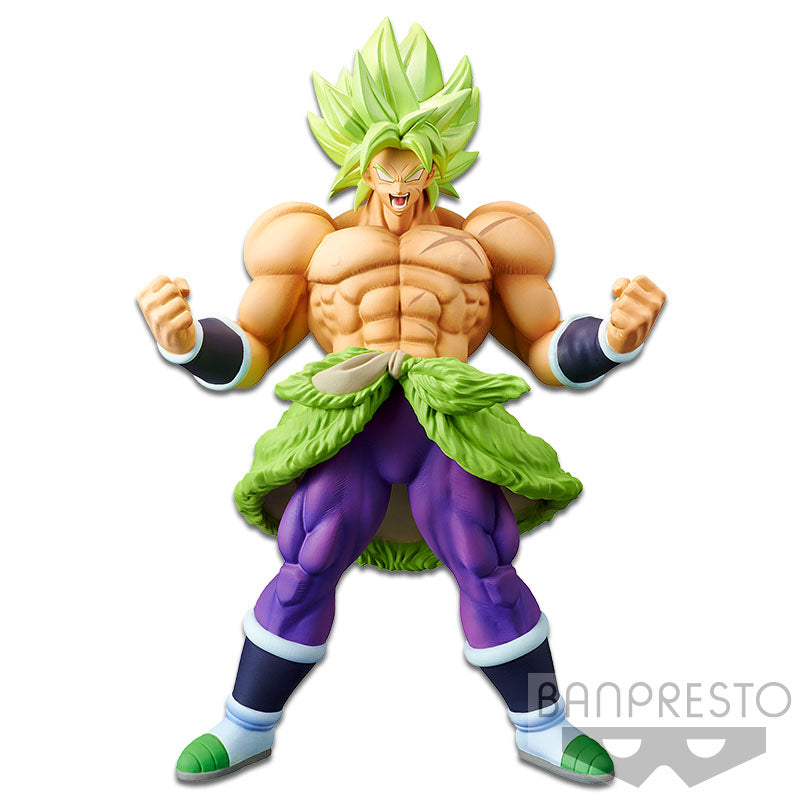 Dragon Ball Super Movie - Banpresto  - Super Saiyan Broly Full Power