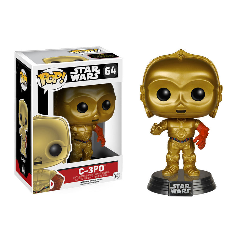 Star Wars Episode 7 - Funko POP - C-3PO