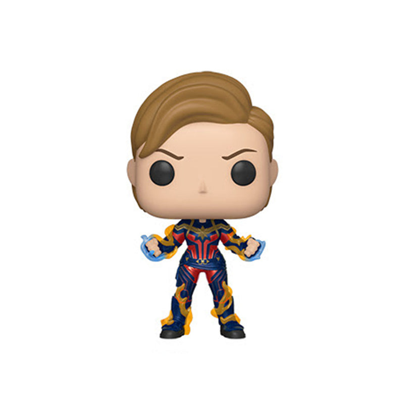 Avengers Endgame - Funko POP - Captain Marvel with New Hair - Preorden