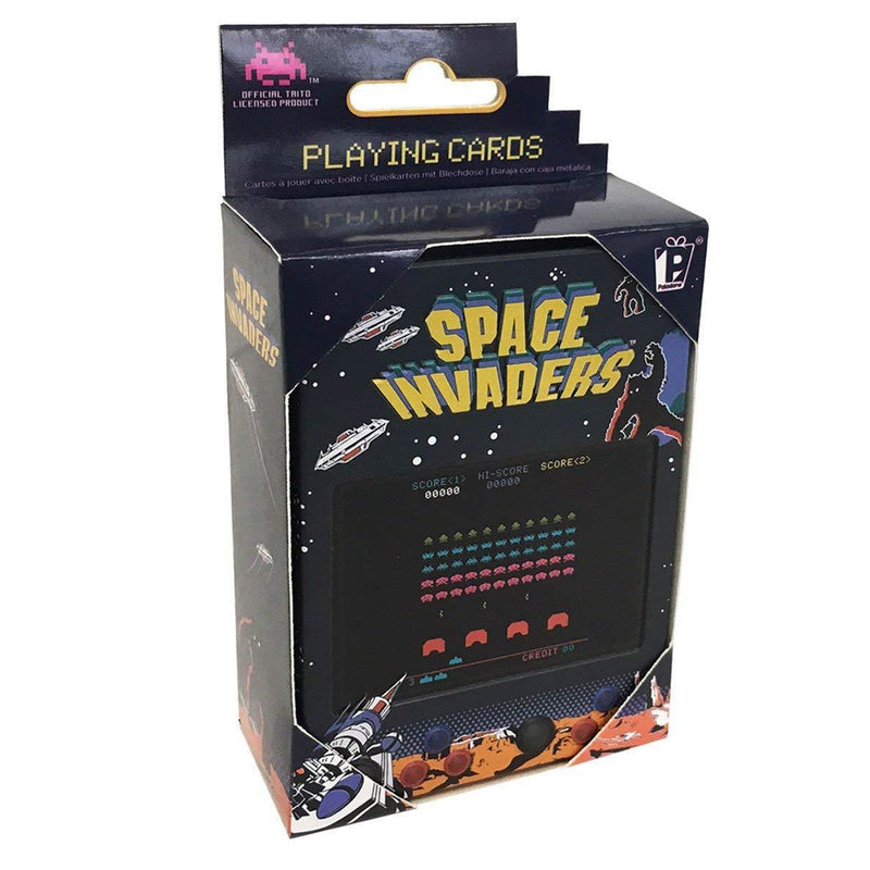 Space Invaders - Cartas