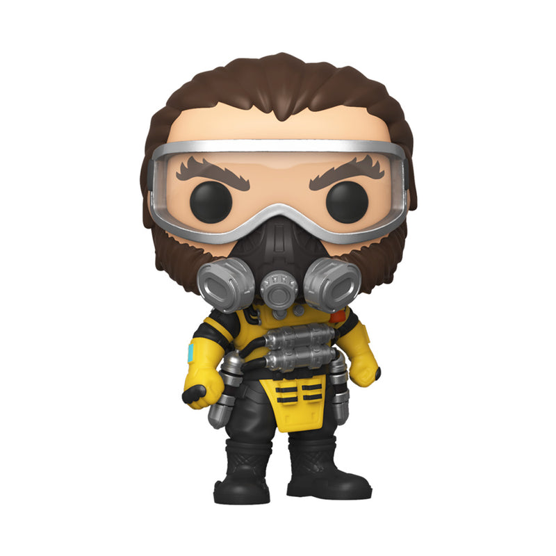 Apex Legends - Funko POP - Caustic - Preorden