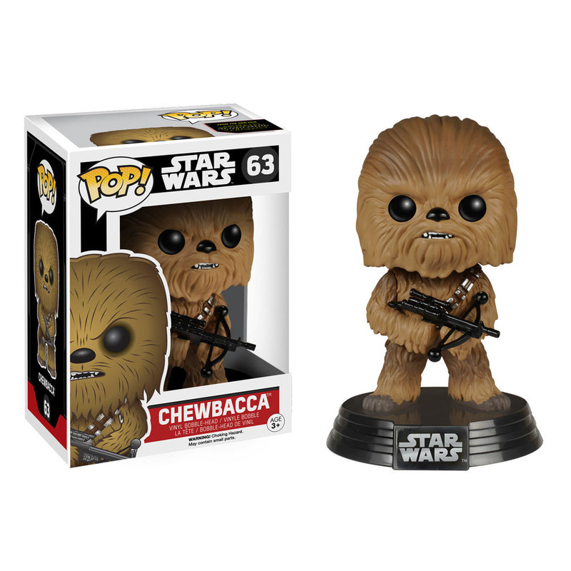 Star Wars Episode 7 - Funko POP - Chewbacca